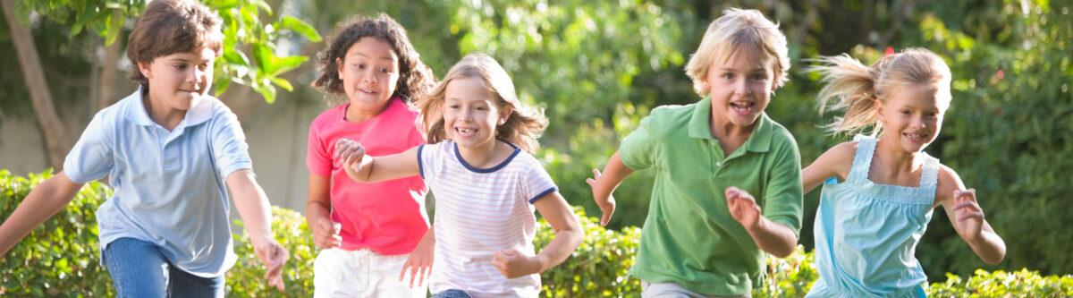 هوش جنبشی حرکتی کودکان
