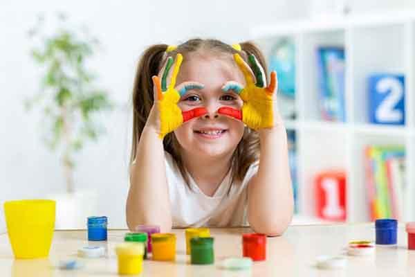 هنر در کودک